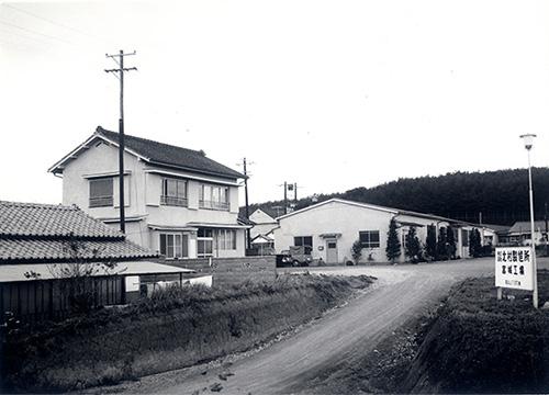 1967年 工場